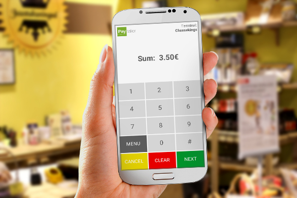Mobile payment terminal